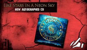 New Autographed CD