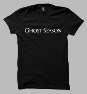 Ghost Season logo T-Shirt